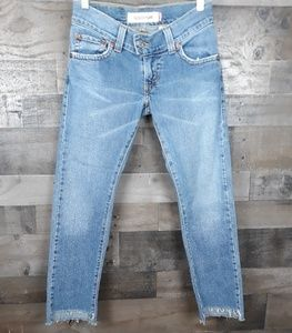 Levi's Slouch flare Jeans